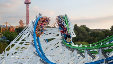 Photo of Six Flags Magic Mountain Voted #1 Theme Park By Readers of USA TODAY