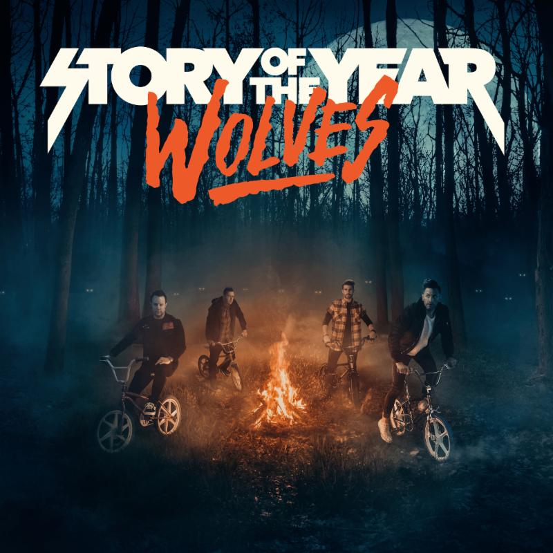 Story of the Year Wolves Cover Art copy