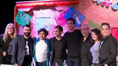 Photo of COCO Press Conference with Cast, Writers and Directors
