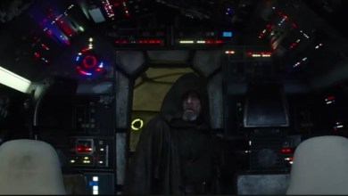 Photo of Star Wars The Last Jedi TV Spot Released