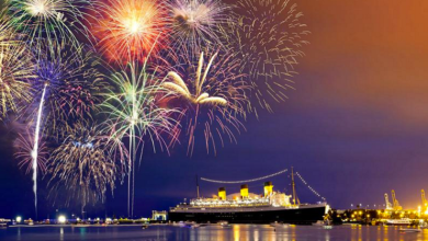 Photo of SoCal's Top Fireworks Display and New Year's Eve Bash  Aboard the Legendary Queen Mary