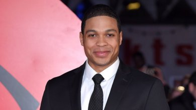 Photo of Ray Fisher Talks About Playing Cyborg in Justice League