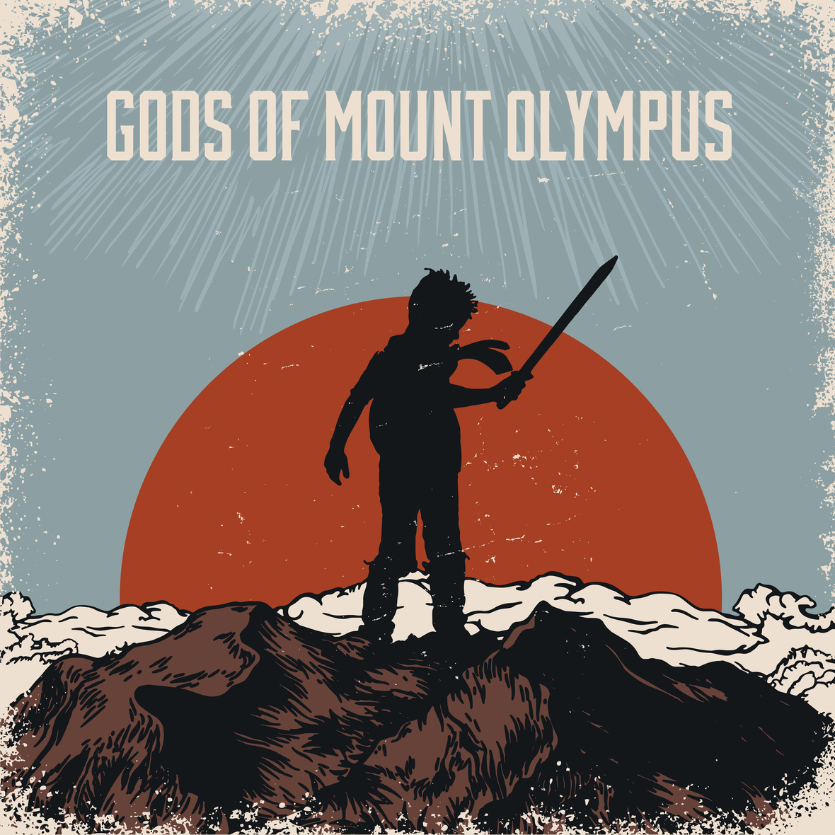 gods of mount olympus cover