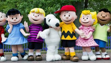 Photo of The PEANUTS are Taking Over Knott's Berry Farm
