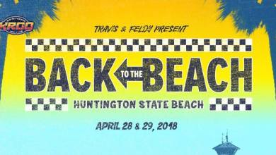 Photo of BACK TO THE BEACH Lineup Announced