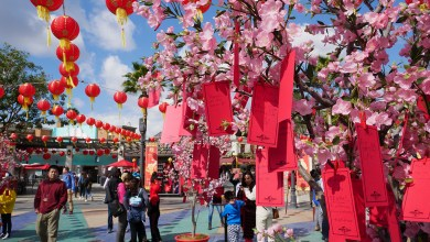 Photo of Celebrate Lunar New Year at Universal Studios