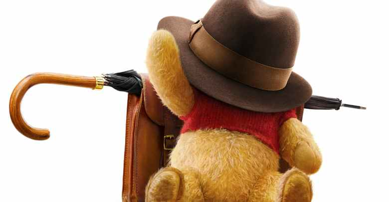 Disney Christopher Robin Movie Poster Cropped