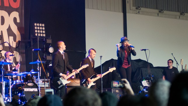 The Interrupters at MUSINK