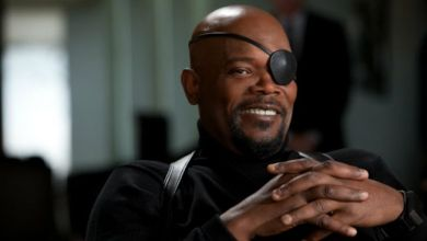 Samuel L. Jackson in Iron Man 2