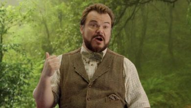 """Photo of JACK BLACK TO BE HONORED WITH """"CINEMACON VISIONARY AWARD"""""""