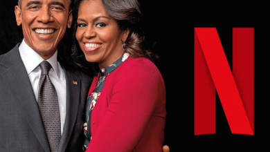 Photo of Obamas Signed to Produce NETFLIX Films and Series