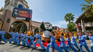 Photo of Spectacular New Attraction Kicks off DreamWorks Theatre into High-Gear