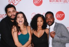 Nate Howard and O'Shea Jackson Jr. Celebrate Youth at Movement BE Event