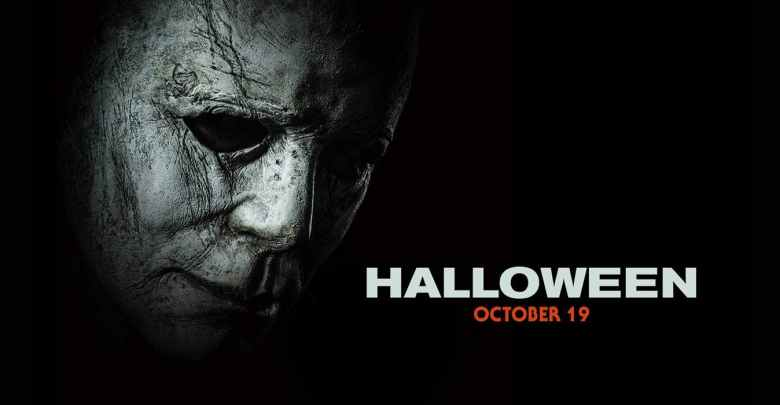 Michael Myers in Halloween 2018 poster