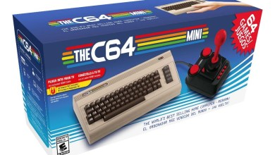 Photo of NOSTALGIA COMES ALIVE WITH THEC64 MINI – COMING TO NORTH AMERICA OCTOBER 9