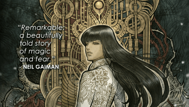 Photo of MONSTRESS HONORED WITH FIVE EISNER AWARDS