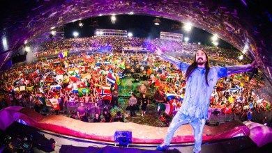 Photo of Steve Aoki Debuts BTS' 'The Truth Untold' Remix Live at Tomorrowland