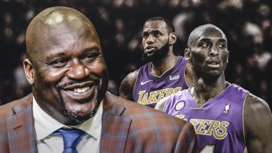 Photo of Shaquille O'Neal says Kobe Bryant is Making a Comeback