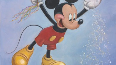 Photo of MICKEY MOUSE'S OFFICIAL BIRTHDAY PORTRAIT UNVEILED