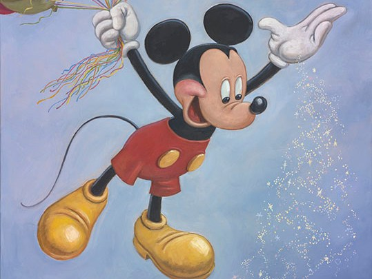 Mickey Mouse 90th Birthday