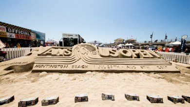 Vans US Open of Surfing Huntington Beach