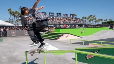Photo of DEW TOUR MEN'S PRO PARK AND STREET FINALS: JUNEAU AND HORIGOME WIN