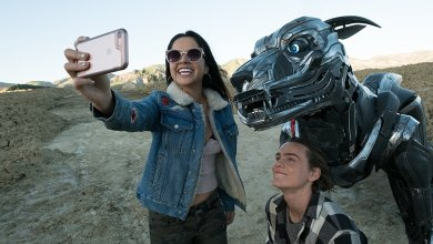 Photo of Becky G and Alex Neustaedter Talk About A-X-L
