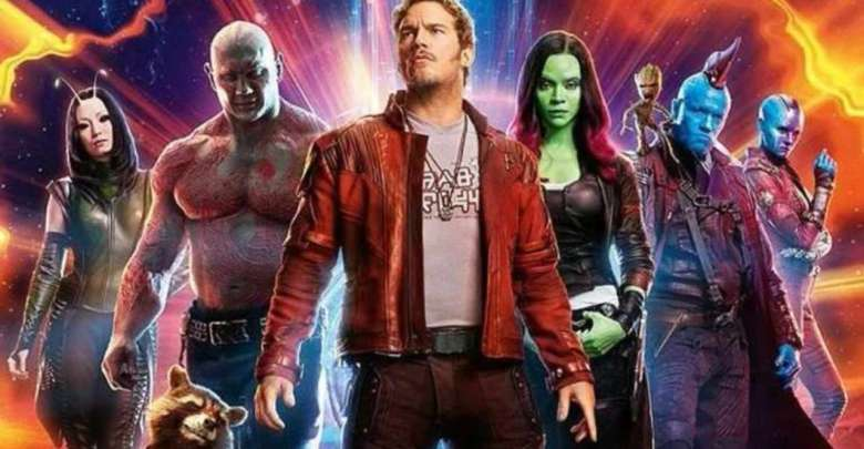 guardians of the galaxy vol 3 filming 2019