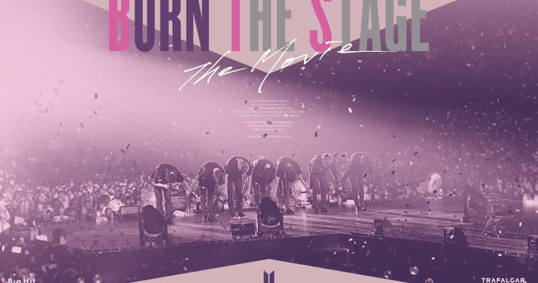 BTS Burn the Stage: The Movie