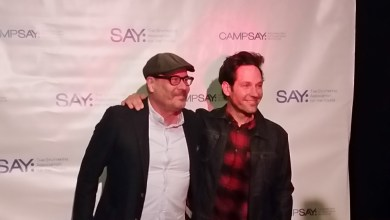 Photo of Paul Rudd Host Seventh Annual Bowling Event For The Stuttering Association for the Young