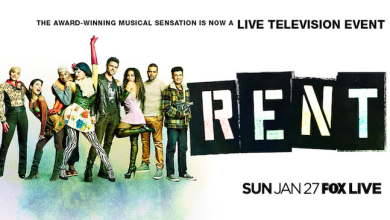 Photo of Cast Talks Rent Live on FOX