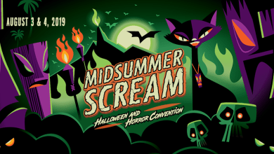 Photo of MIDSUMMER SCREAM RETURNS AUGUST 3-4 TO LONG BEACH