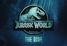 Jurassic World-The Ride at USH teaser image