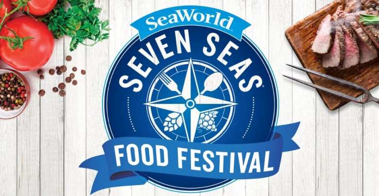 Seven Seas Food Festival SeaWorld