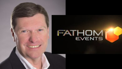 Photo of CEO Raymond C Nutt Talks About Fathom Events Future at CinemaCon 2019