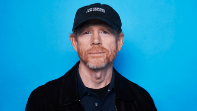 Photo of Ron Howard on Directing PAVAROTTI Documentary