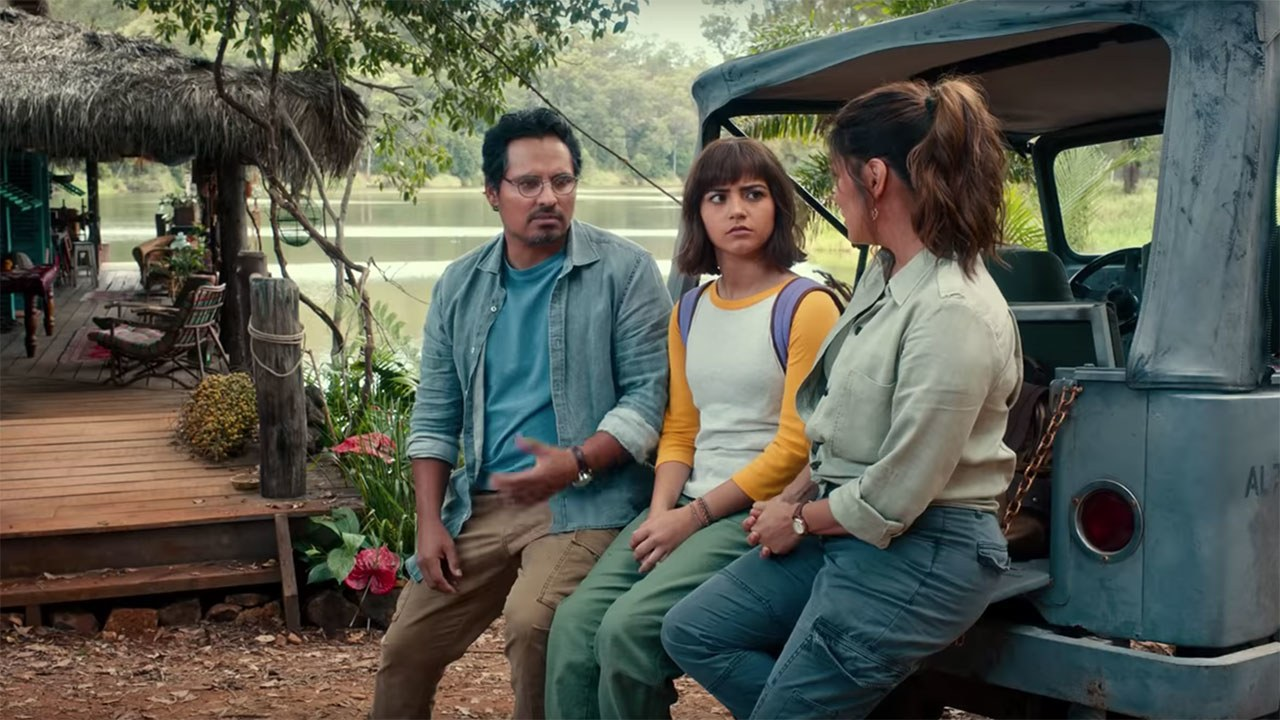 Watch the New Trailer for DORA AND THE LOST CITY OF GOLD