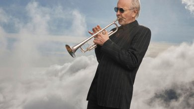 "Photo of Herb Alpert new album ""Over The Rainbow"""