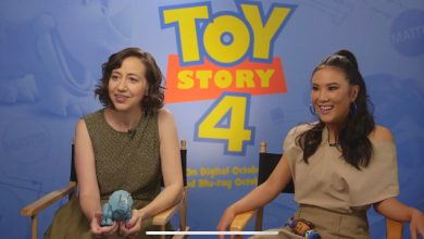 Photo of Kristen Schaal and Ally Maki Talk Toy Story 4