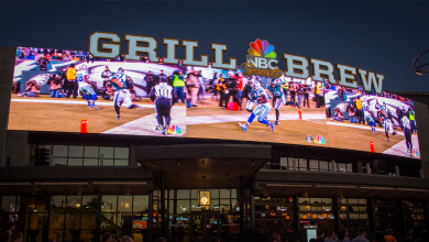 Photo of Universal CityWalk Scores with the Addition of NBC Sports Grill & Brew