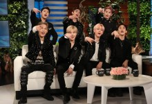 Photo of SUPERM Takes On The Ellen Show And More