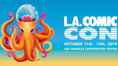 Photo of Get Ready! L.A. Comic Con is coming Oct. 11- Oct. 13!