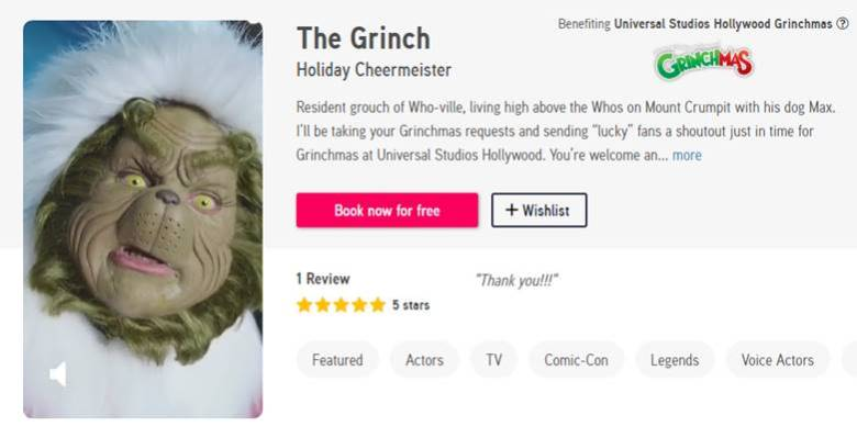 Grinchmas The Grinch