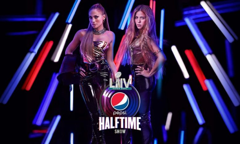 Super Bowl Halftime Show Jennifer Lopez and Shakira