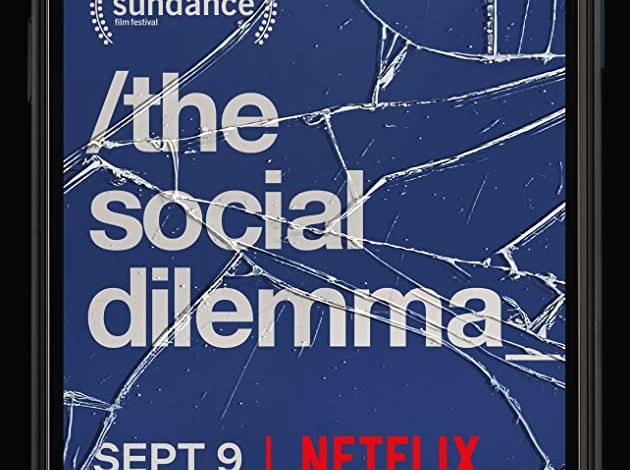 Poster for the social dilemma
