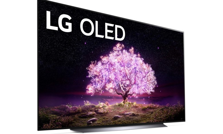 LG OLED TV Best of CES