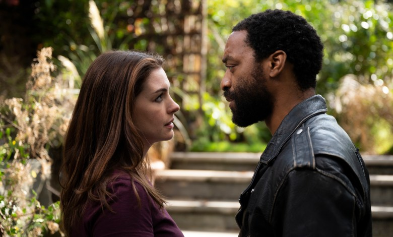 Locked Down anne hathaway chiwetel ejiofor