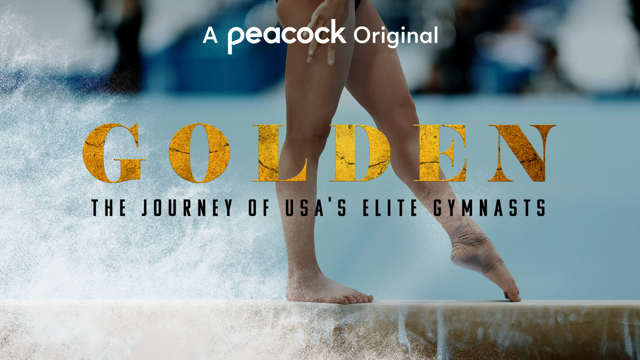 WATCH: Olympic gold medalist Dominique Dawes discusses new docuseries 'Golden: The Journey of USA's Elite Gymnasts'