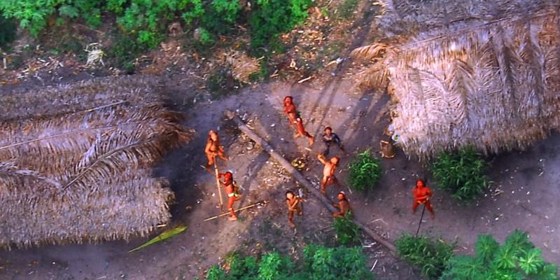 índios isolados da amazonia no acre