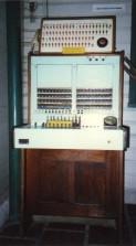 Central Telefônica fabricada em 1938